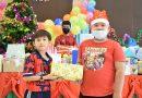กิจกรรมวันคริสต์มาสและวันปีใหม่ ระดับชั้นประถมศึกษา